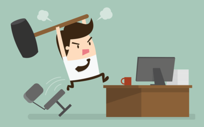 How to turn your FRUSTRATION into PRODUCTIVITY